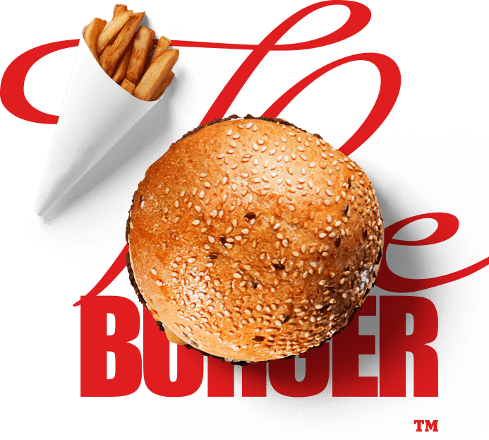 "MOST VALUABLE IN ""THE BURGER"" ARE PEOPLE"